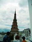 Падающая башня в Казани