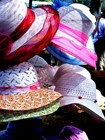 Праздничные шляпки