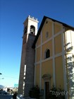 Церковь на главной улице Фаи-делла-Паганелла