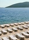 Бетонный пляж, Черногория