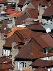 Крыши домов в Хндзореске