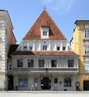 Готический особняк Bummerlhaus в Штайре