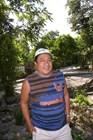 Хозяин парка Ciete Bocas Хосе Луис Монтойя Мех