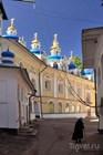 В Псково-Печерском монастыре
