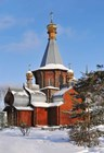 Церковь в Подмосковье