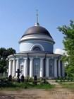 Церковь покрова Пресвятой Богородицы в Пехра-Покровском