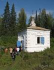Часовня на севере Пермского края