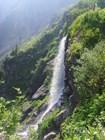 Водопад у Ивановских озер