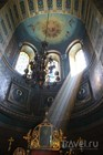 Интерьер храма Святого Николая Чудотворца