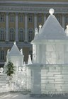 Ледяной дворец на Дворцовой площади