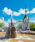 Часовня Святой Екатерины на площади Труда
