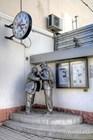 """Скульптурное изображение героев фильма """"Афоня"""""""