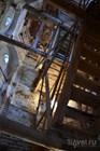 Подъем на колокольню Воскресенской церкви