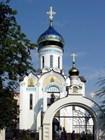 Новая церковь в Краснодаре