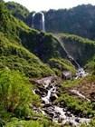 У водопада Поликаря