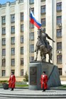 Памятник краснодарскому казачеству