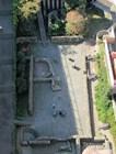 Вид на Археологический сад с Франкфуртского собора