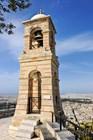 Колокольня Георгиевской церкви на холме Ликавитос