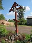 Поклонный крест Введенского монастыря