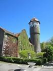 Старинная водонапорная башня в Светлогорске