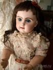Старинная кукла из костромского музея