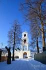 Надвратная колокольня Никитского монастыря