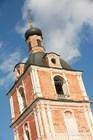 Горицкий монастырь. Купол колокольни