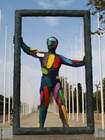 Скульптура в Барселонете