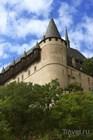 Замок Карлштейн. Башня