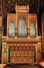 Испанская синагога. Орган