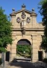 Вход в крепость.  Леопольдовы ворота