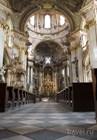 Интерьер церкви св. Николая
