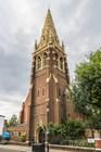 St. Andrew's Church в Челси на пересечении King's Road и Fulham Road