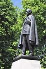 Памятник Ф.Д. Рузвельту на Гросвенор-сквер