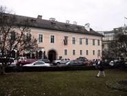 Tanzmeisterhaus - дом Моцарта