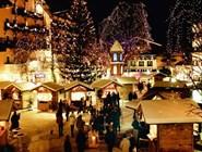 Рождественский базар в Зеефельде