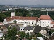 Замок Ennsegg в  городке Энс