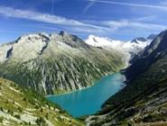 Озеро Schlegeis