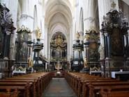 Внутреннее убранство монастыря Лилиенфельд