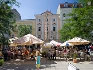 Herrenplatz в Санкт-Пёльтене