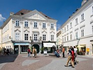 Riemerplatz в Санкт-Пёльтене