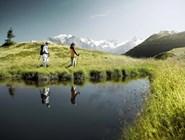Прогулки на вершине Шмиттен
