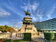 Памятник Александру II в Софии