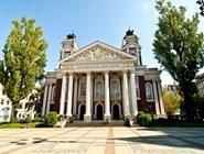 Народный театр Ивана Вазова в Софии
