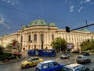 В центре Софии