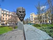 Памятник Стефану Стамболову в Софии