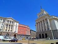Площадь в центре Софии