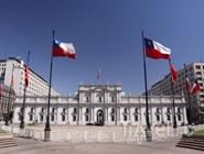 Президентский дворец в Сантьяго