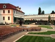 Дворец Вальдштейн. Сад