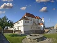 Двор замка Шпильберк